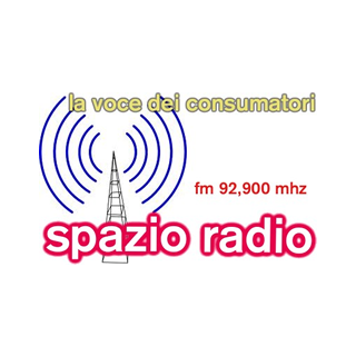 Spazio Radio 92.9 FM Radio Logo
