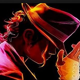 Michael Jackson Radio FM Logo