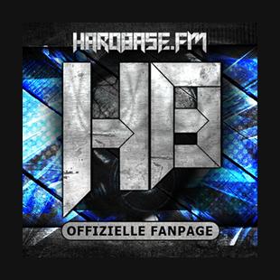HardBase.FM Radio Logo