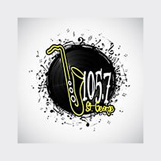 Smooth Jazz Utah KWBR Radio Logo