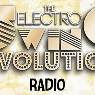 Electro Swing Revolution Radio Logo