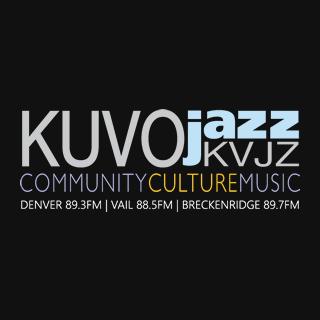 KUVO - Jazz Radio Logo