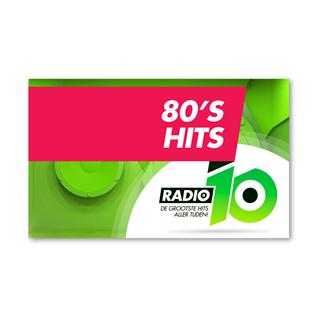 Radio 10 - 80's Hits Logo