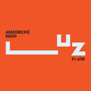 Akademickie Radio LUZ Logo