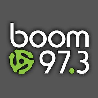 Boom 97.3 Logo