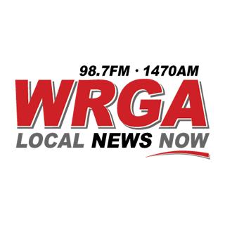 WRGA - 98.7 FM / 1470 AM Radio Logo