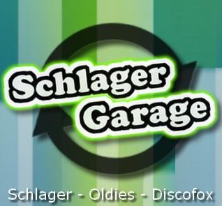 Schlagergarage Radio Logo