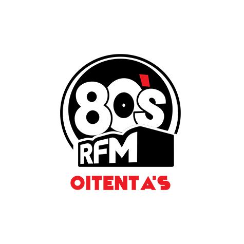 RFM - 80s Radio Logo