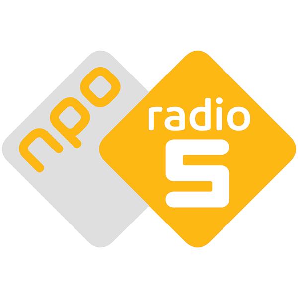 NPO Radio 5 Radio Logo