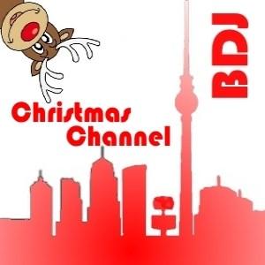 BDJ Christmas Channel Radio Logo