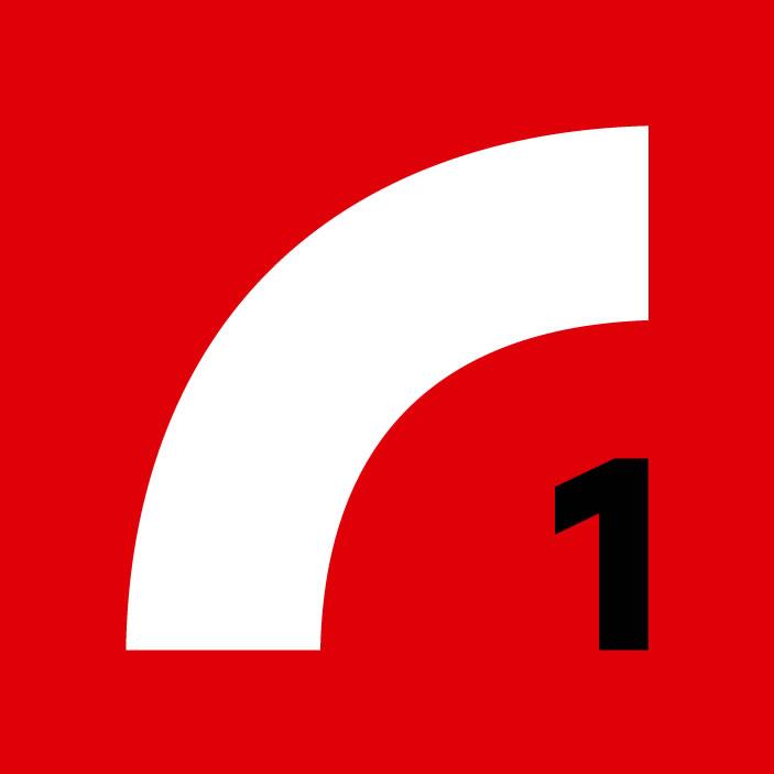 Latvijas Radio 1 Radio Logo
