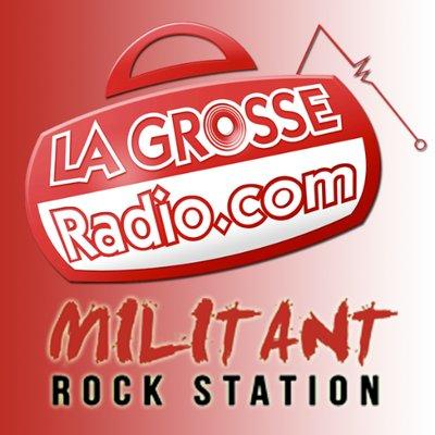 La Grosse Radio - Rock Radio Logo