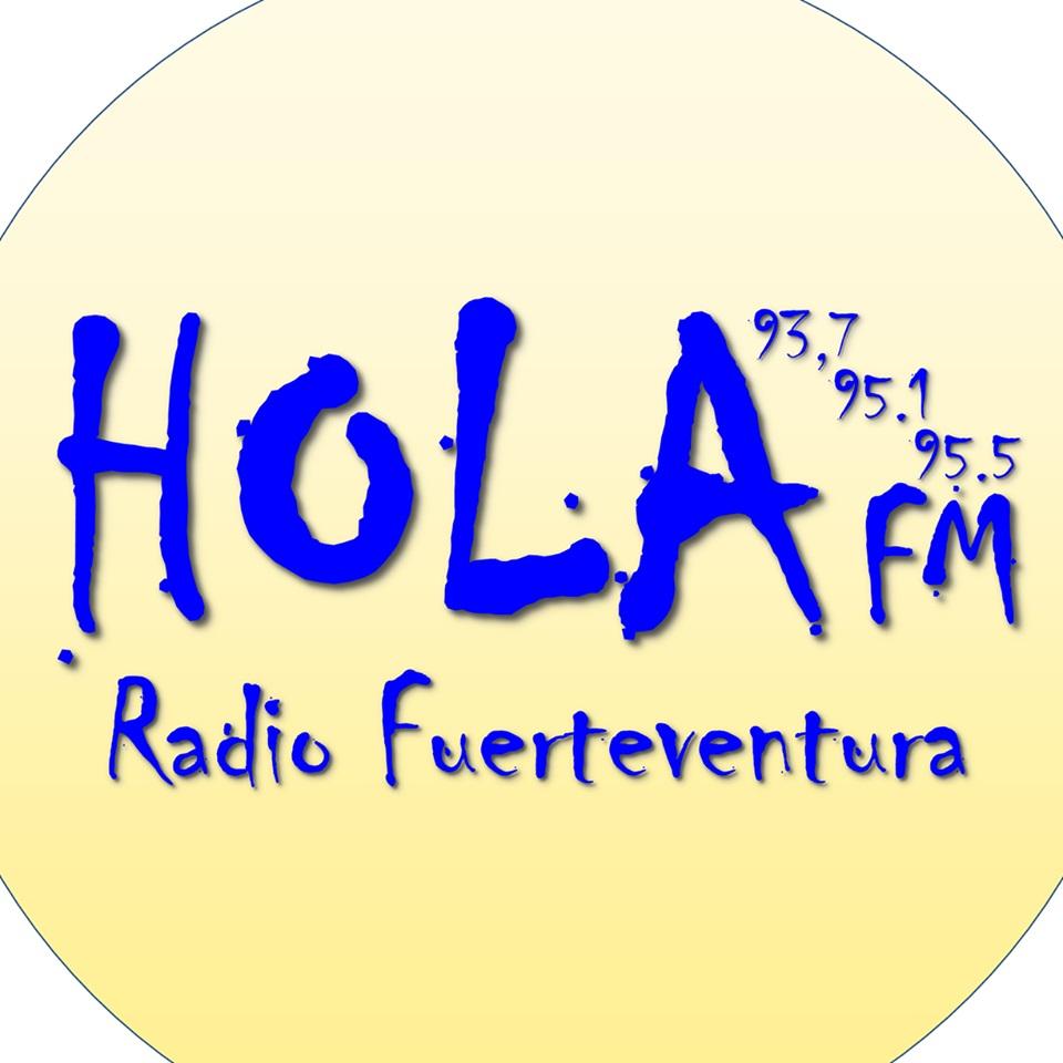 HOLA FM – Radio Fuerteventura Radio Logo