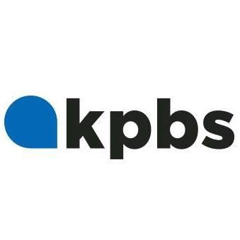 KPBS 89.5 FM San Diego, CA Radio Logo