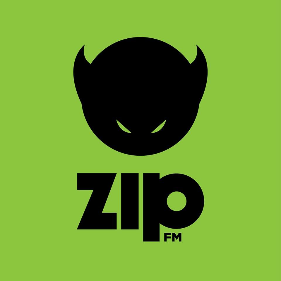 ZIP FM - Lithuania Logo