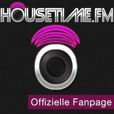 HouseTime.FM Radio Logo