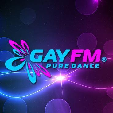 Gay FM Radio Logo