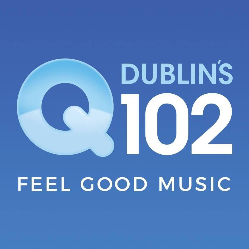 Dublin's Q102 Radio Logo