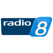 Radio 8 Radio Logo