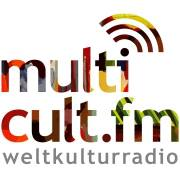 multicult.fm Radio Logo