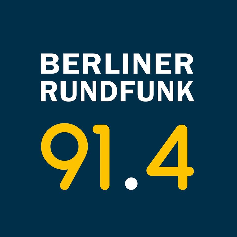 Berliner Rundfunk 91.4 Radio Logo