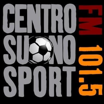 Centro Suono Sport 101.5 Radio Logo