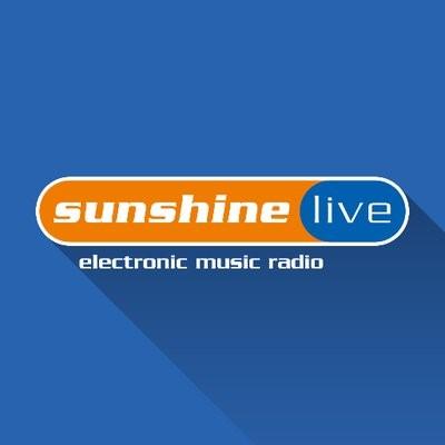 sunshine live - Trance Radio Logo