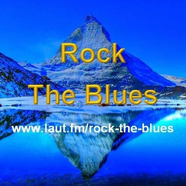 Rock The Blues Logo