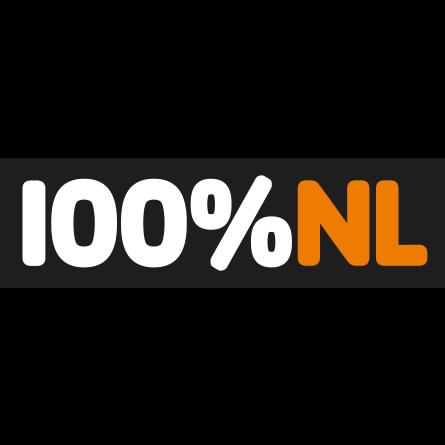 100% NL Radio Radio Logo