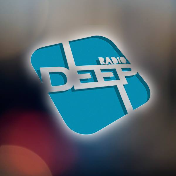 Radio Deep - Romania Logo