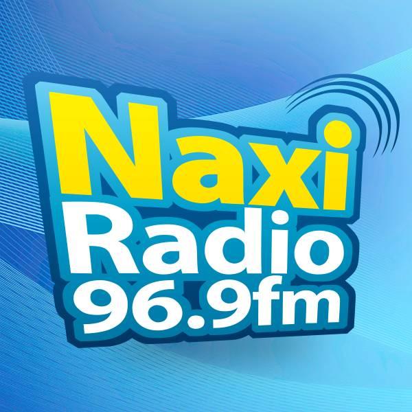 Naxi Radio 96.9 Radio Logo