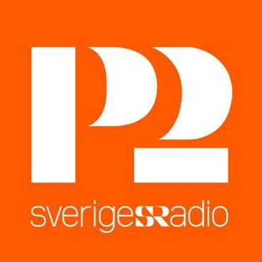 SR P2 - Musik Radio Logo
