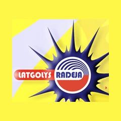 Latgolys radeja Radio Logo