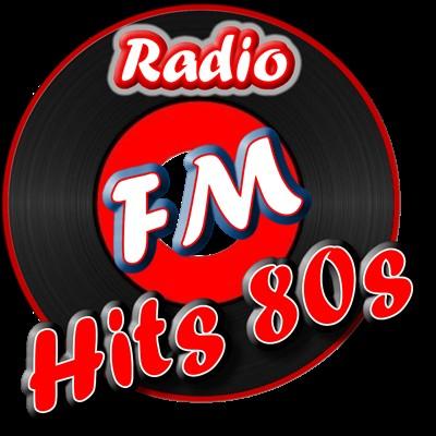 FM Hits 80s Radio Logo