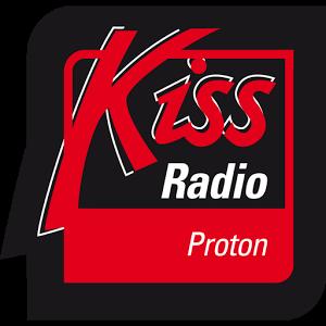 Kiss Proton Radio Logo