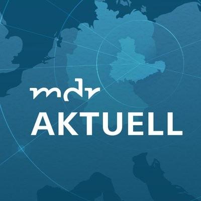 MDR Aktuell Radio Logo