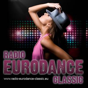Radio Eurodance Classic - Strictly 90's Radio Logo