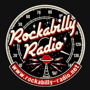 Rockabilly Radio Radio Logo