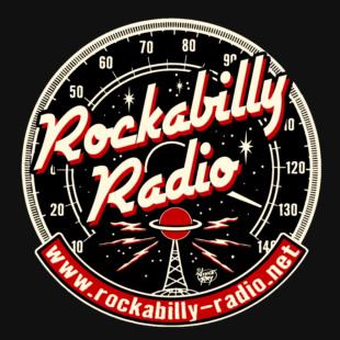 Rockabilly Radio Radio Logo