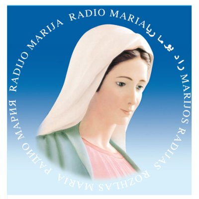 Radio Maria Italy Radio Logo