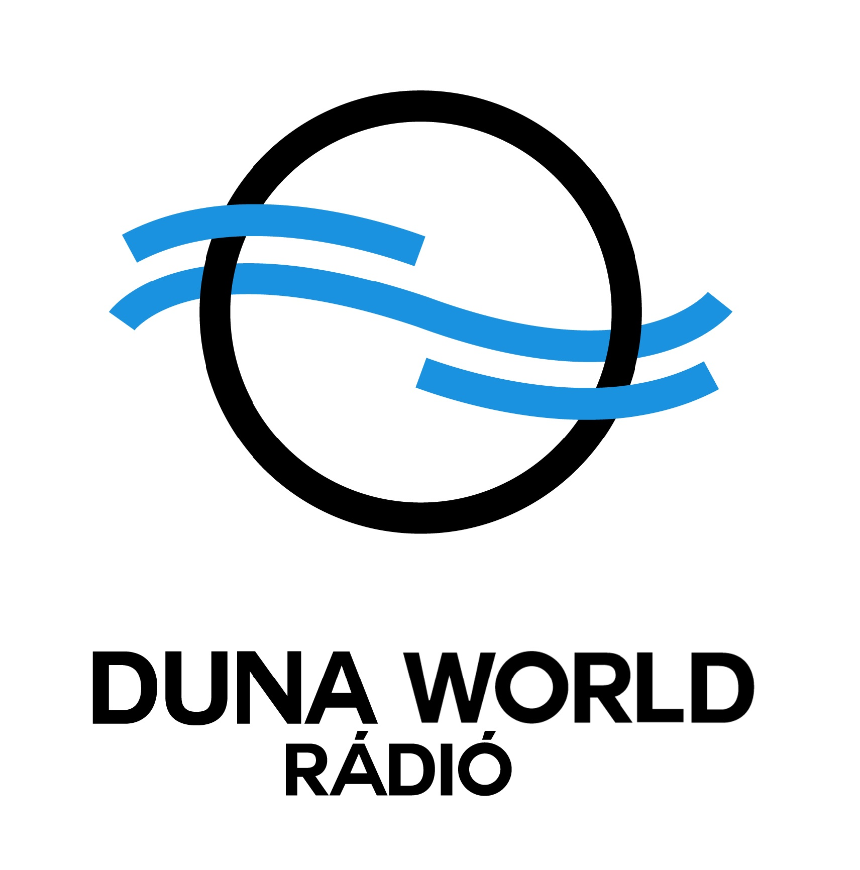 MR Duna World Rádió Radio Logo
