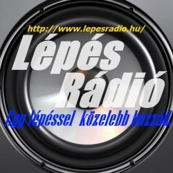 Lépés Rádió Radio Logo