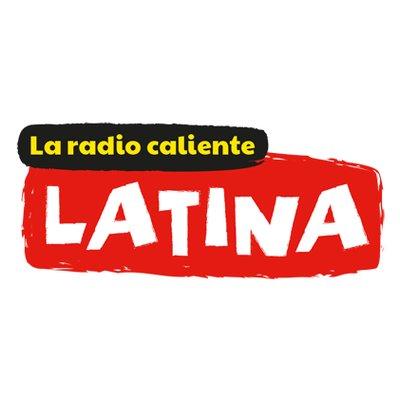 Latina - Le son latino Radio Logo