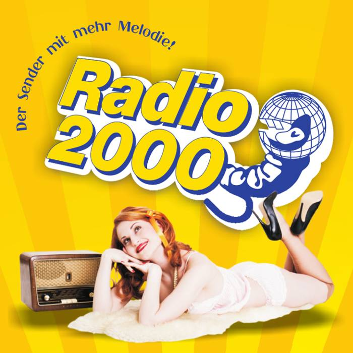 Radio 2000 Radio Logo