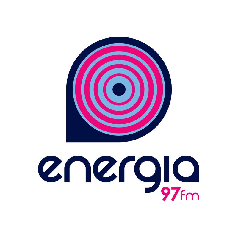 Energia 97 FM - São Paulo Radio Logo