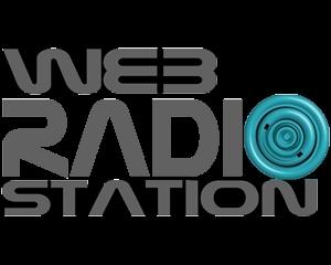 WebRadio Station Radio Logo