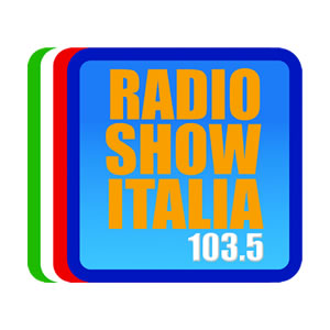 Radio Show Italia 103e5 Radio Logo