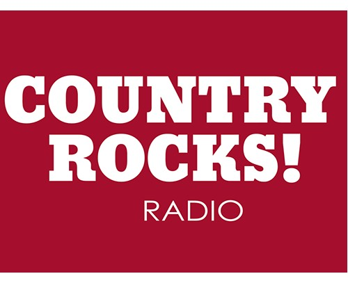 Country Rocks Radio Radio Logo