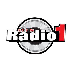Radio1 GREEK (Rhodes) Radio Logo