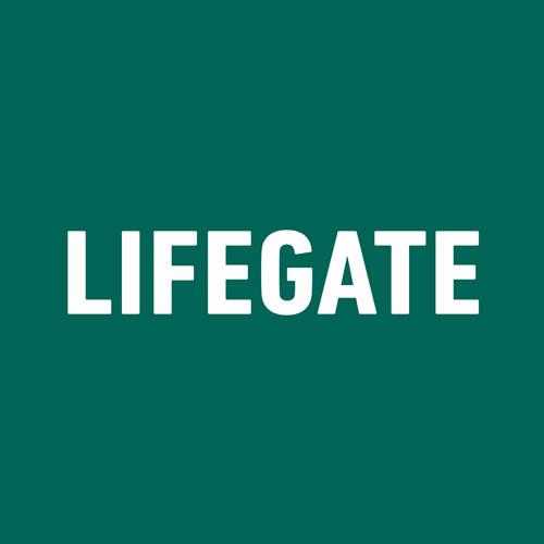 LifeGate - Sound Radio Logo